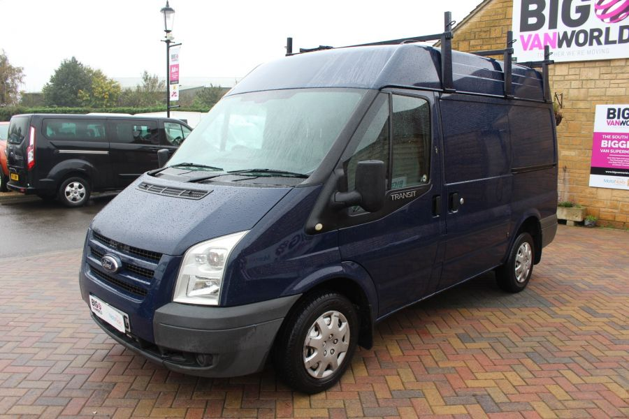 FORD TRANSIT 260 TDCI 80 SWB MEDIUM ROOF - 6950 - 8