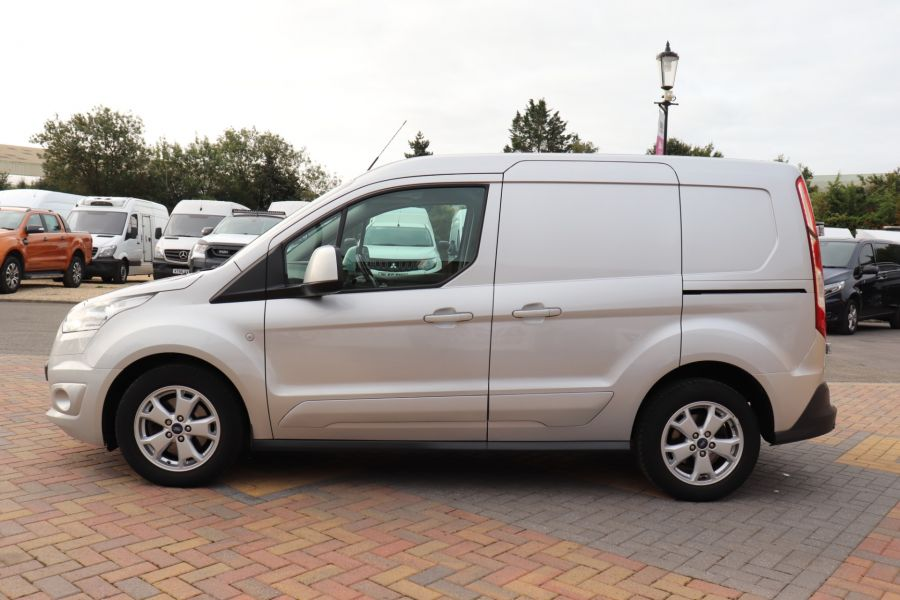 FORD TRANSIT CONNECT 200 TDCI 120 L1H1 LIMITED SWB LOW ROOF - 11222 - 9