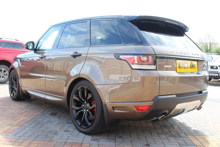 LAND ROVER RANGE ROVER SPORT SDV6 AUTOBIOGRAPHY DYNAMIC - 6603 - 7