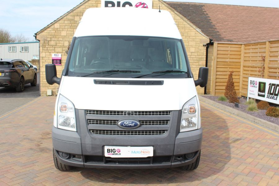 FORD TRANSIT 350 TDCI 100 LWB HIGH ROOF 7 SEAT MESSING UNIT - 7251 - 9
