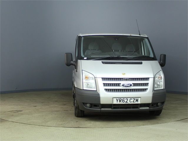 FORD TRANSIT 260 TDCI 100 TREND SWB LOW ROOF FWD - 6816 - 6