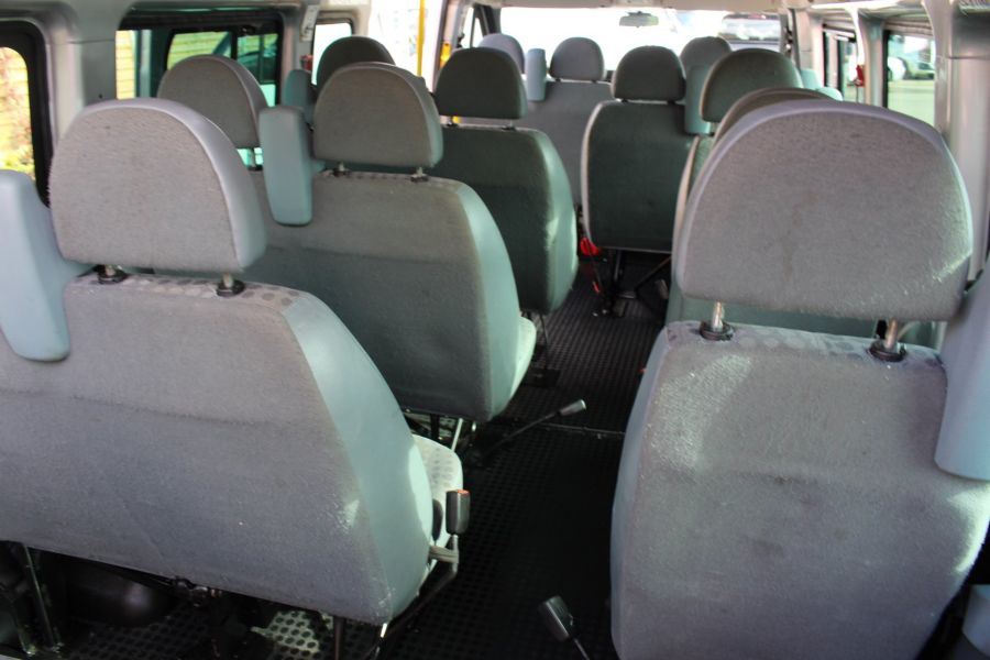 FORD TRANSIT 430 TDCI 135 LWB EL HIGH ROOF 17 SEATS BUS RWD - 6765 - 26