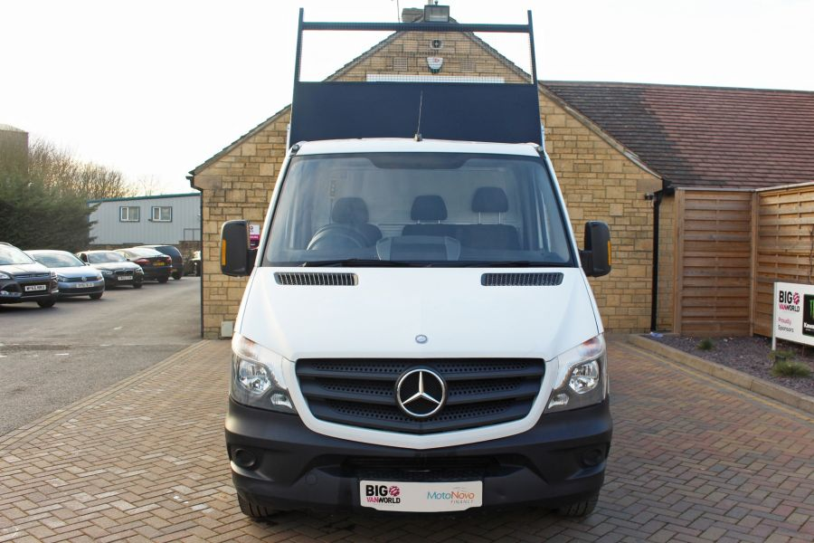 MERCEDES SPRINTER 313 CDI 129 MWB SINGLE CAB NEW BUILD ALLOY TIPPER - 9533 - 8