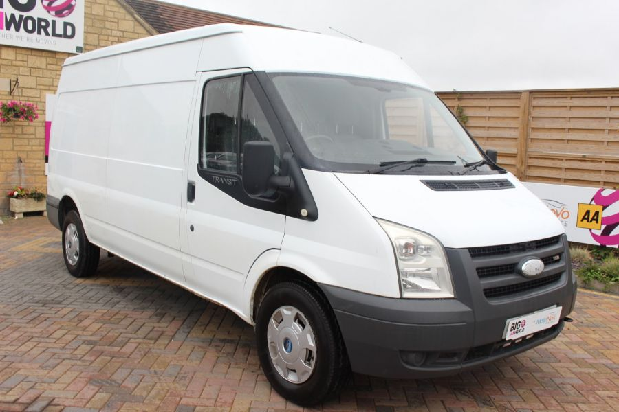 FORD TRANSIT 350 TDCI 115 LWB MEDIUM ROOF RWD - 8295 - 1