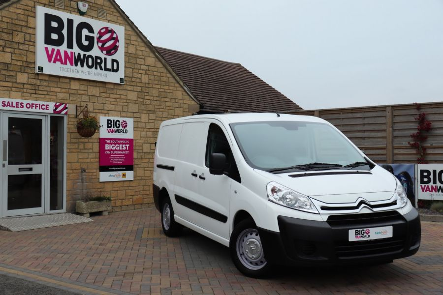 CITROEN DISPATCH 1200 HDI 125 L2H1 ENTERPRISE LWB LOW ROOF - 12020 - 1