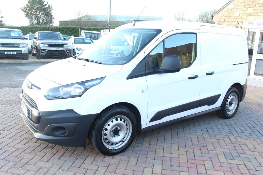 FORD TRANSIT CONNECT 220 TDCI 75 L1 H1 DOUBLE CAB 5 SEAT CREW VAN - 7184 - 8