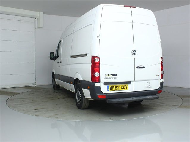VOLKSWAGEN CRAFTER CR35 TDI 136 MWB HIGH ROOF - 7596 - 4