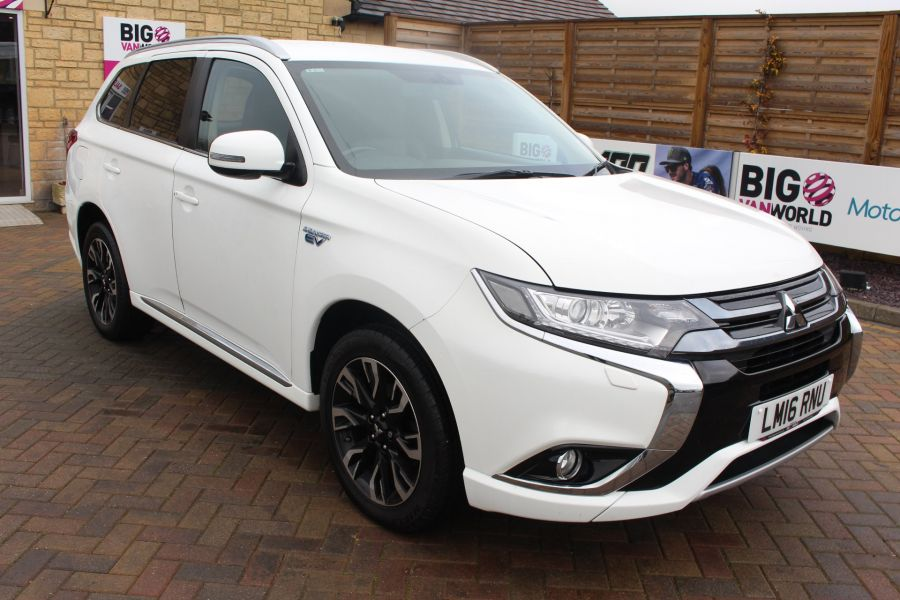 MITSUBISHI OUTLANDER PHEV GX3H 4WORK COMMERCIAL - 9102 - 1