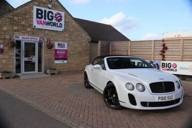 Used BENTLEY CONTINENTAL in Used Cars Swindon for sale