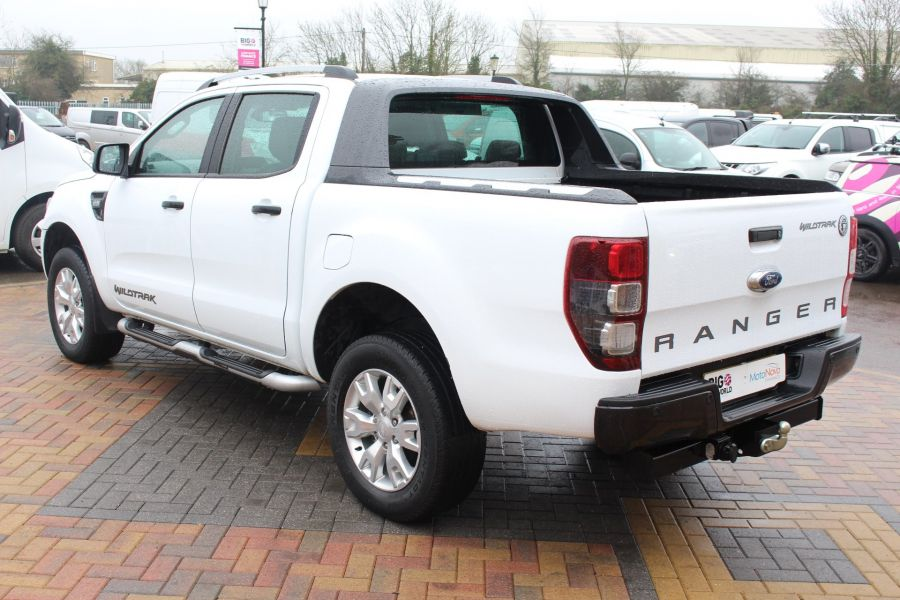 FORD RANGER WILDTRAK 4X4 TDCI 197 DOUBLE CAB - 7391 - 7