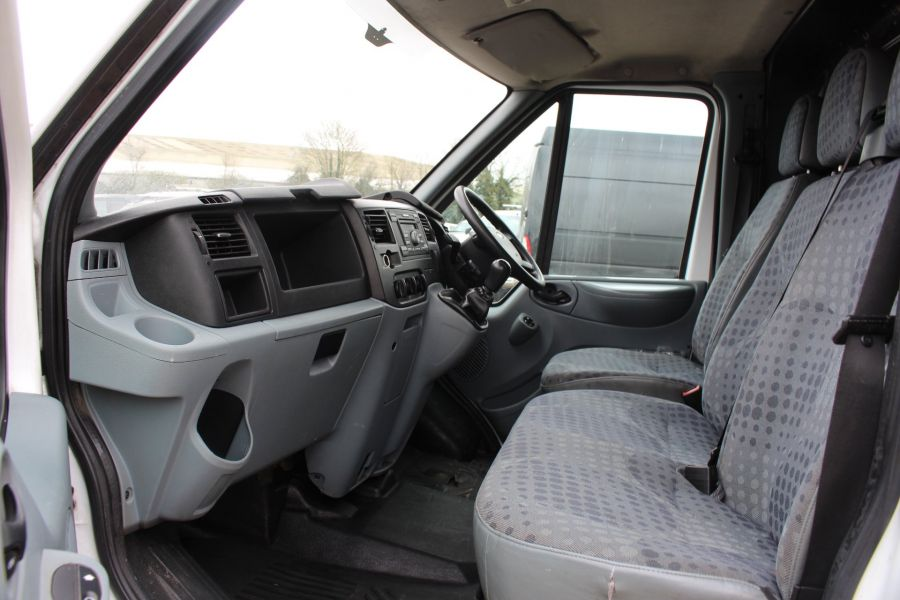 FORD TRANSIT 350 TDCI LWB HIGH ROOF - 5996 - 16
