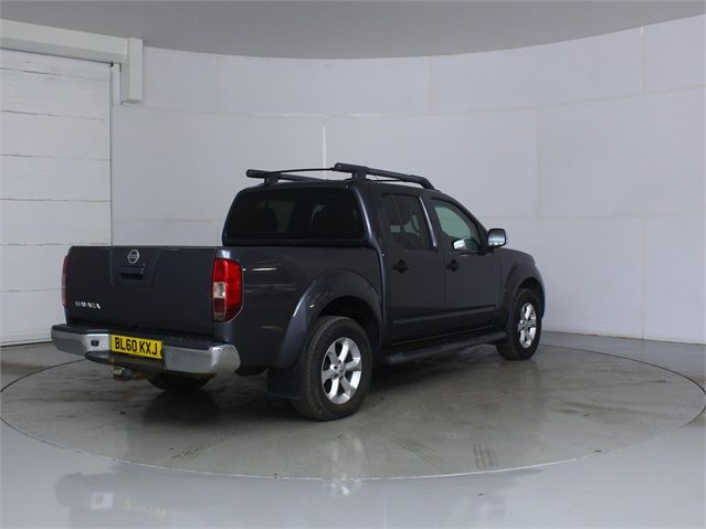 NISSAN NAVARA DCI 190 TEKNA CONNECT 4X4 DOUBLE CAB - 7078 - 2