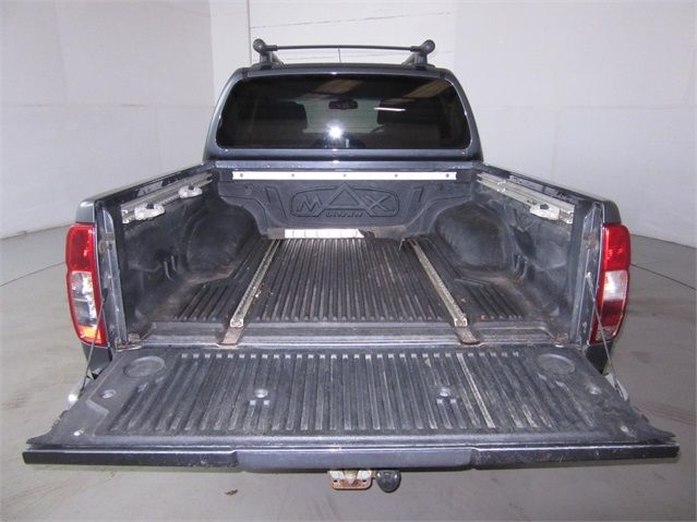 NISSAN NAVARA DCI 190 TEKNA CONNECT 4X4 DOUBLE CAB - 7078 - 18
