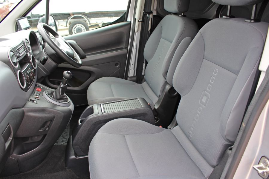 CITROEN BERLINGO 725 HDI 90 X L2 H1 5 SEAT CREW VAN SWB LOW ROOF - 9173 - 18