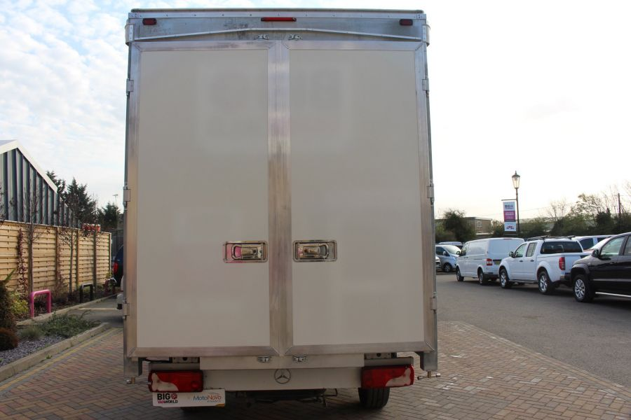 MERCEDES SPRINTER 313 CDI LWB 14FT CURTAIN SIDE LUTON BOX - 6147 - 5