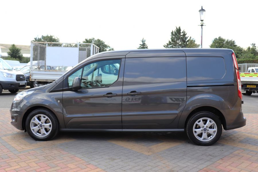 FORD TRANSIT CONNECT 240 TDCI 115 L2H1 LIMITED LWB LOW ROOF - 9745 - 8