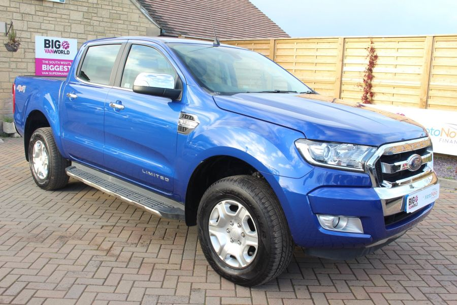 FORD RANGER TDCI 200 LIMITED 4X4 DOUBLE CAB - 6993 - 3