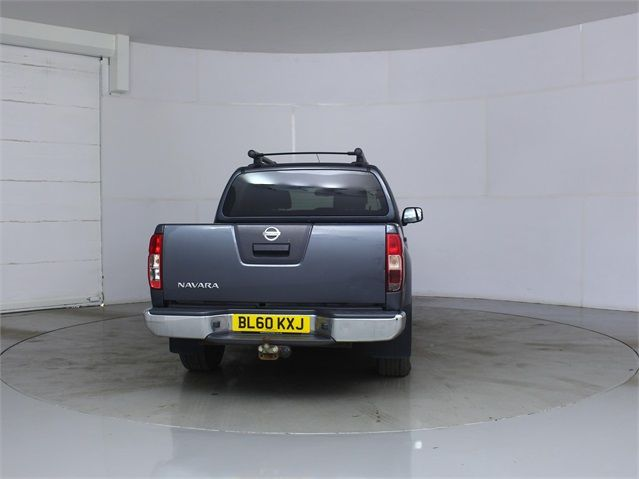 NISSAN NAVARA DCI 190 TEKNA CONNECT 4X4 DOUBLE CAB - 7078 - 3