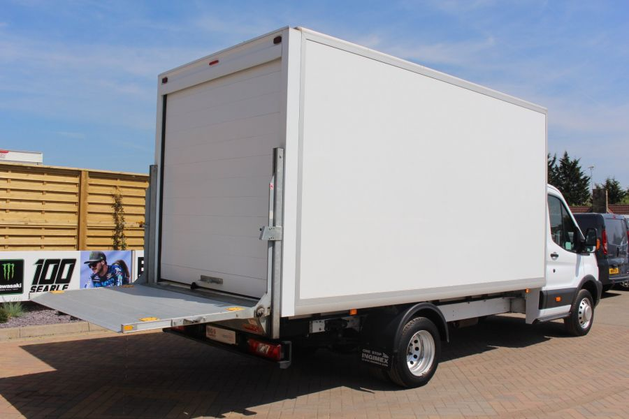 FORD TRANSIT 350 TDCI 125 L4 DRW 'ONE STOP' HIGH CAPACITY LUTON BOX WITH TAIL LIFT - 6135 - 17
