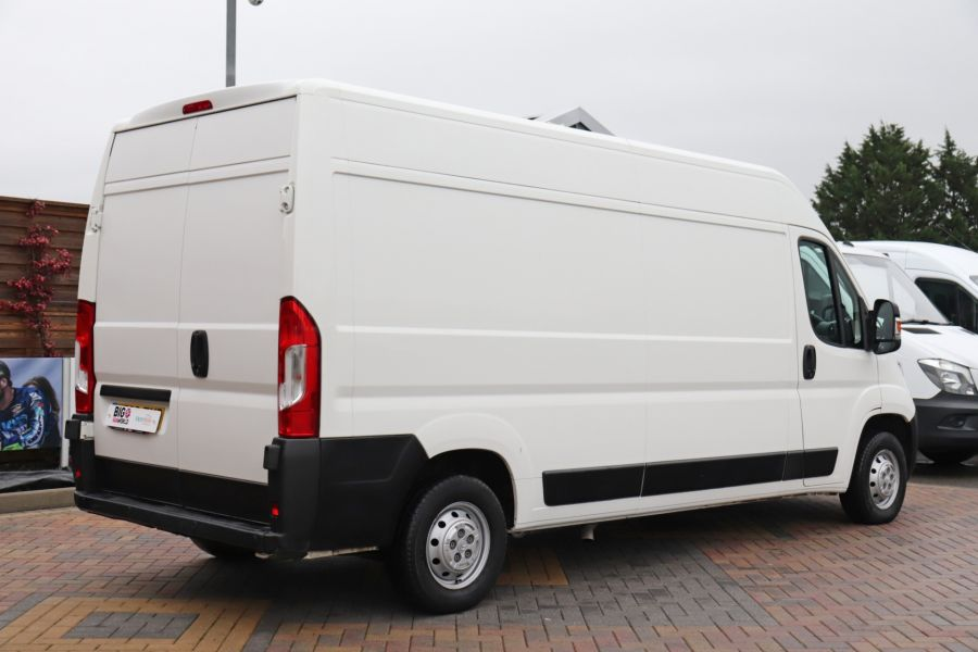 CITROEN RELAY 35 BLUEHDI 130 L3H2 ENTERPRISE LWB MEDIUM ROOF - 12192 - 8
