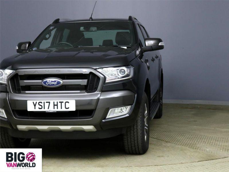 FORD RANGER WILDTRAK TDCI 200 4X4 DOUBLE CAB  - 9282 - 6