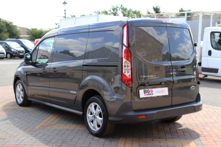 FORD TRANSIT CONNECT 240 TDCI 115 L2H1 LIMITED LWB LOW ROOF - 9745 - 7