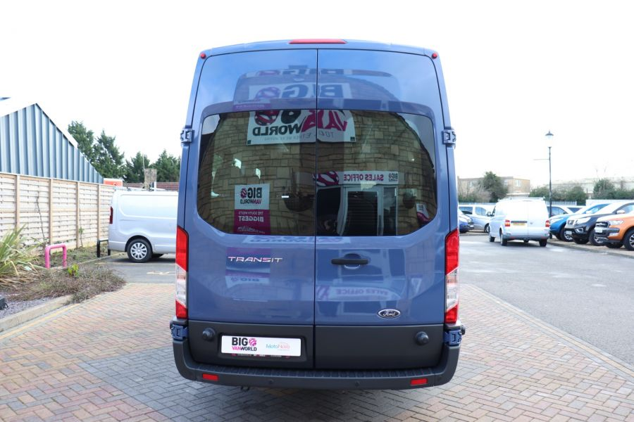 FORD TRANSIT 460 TDCI 155 L4H3 17 SEAT BUS HIGH ROOF DRW RWD - 10252 - 7