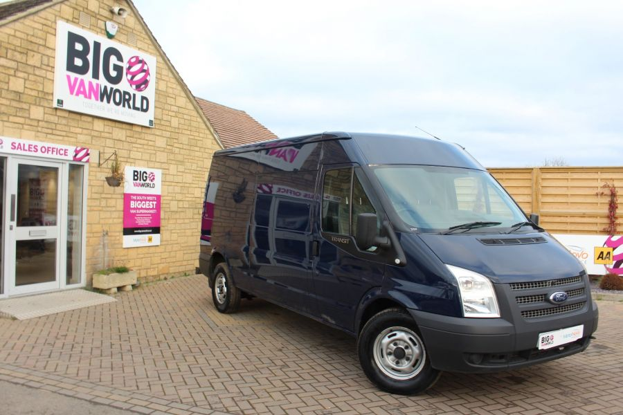 FORD TRANSIT 350 TDCI 140 LWB MEDIUM ROOF FWD - 7056 - 1