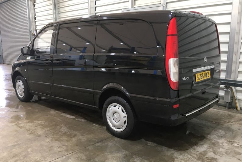 MERCEDES VITO 113 CDI 136 LWB LOW ROOF - 11093 - 6