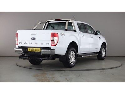 FORD RANGER TDCI 200 LIMITED 4X4 DOUBLE CAB WITH ROLL'N'LOCK TOP - 11455 - 4