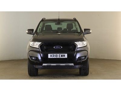 FORD RANGER TDCI 160 BLACK EDITION 4X4 DOUBLE CAB - 12599 - 9