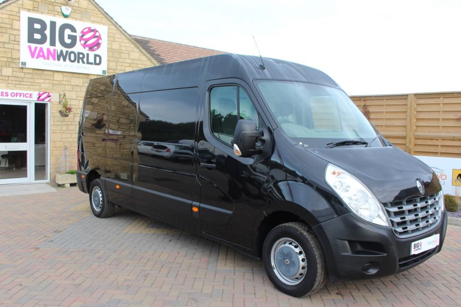 RENAULT MASTER LM35 DCI 125 LWB MEDIUM ROOF - 5779 - 2