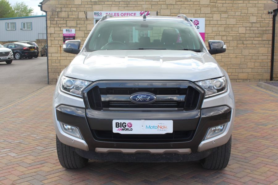 FORD RANGER WILDTRAK TDCI 200 4X4 DOUBLE CAB - 9158 - 10