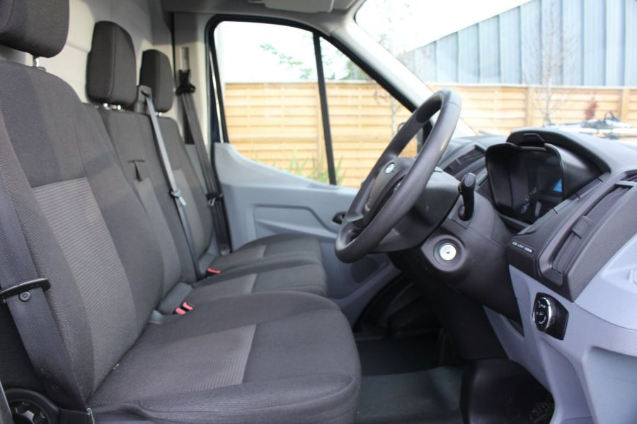 FORD TRANSIT 350 TDCI 155 L2 H3 MWB HIGH ROOF FWD - 6842 - 11