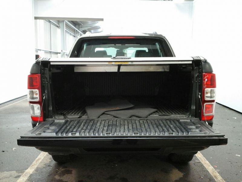 FORD RANGER WILDTRAK TDCI 200 4X4 DOUBLE CAB WITH ROLL'N'LOCK TOP - 9219 - 5