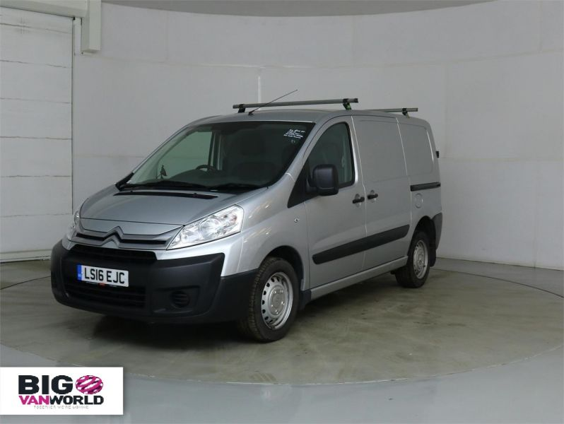 CITROEN DISPATCH 1000 HDI 90 L1 H1 ENTERPRISE SWB LOW ROOF - 7976 - 5