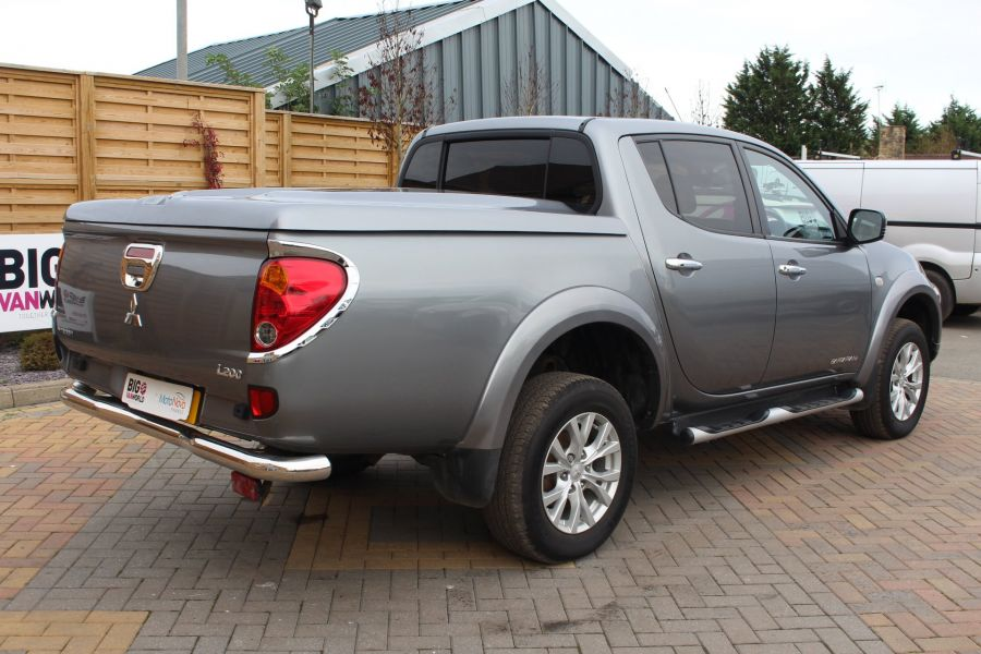 MITSUBISHI L200 DI-D 4X4 LWB BARBARIAN LB 175 BHP DOUBLE CAB WITH MOUNTAIN TOP  - 6724 - 5