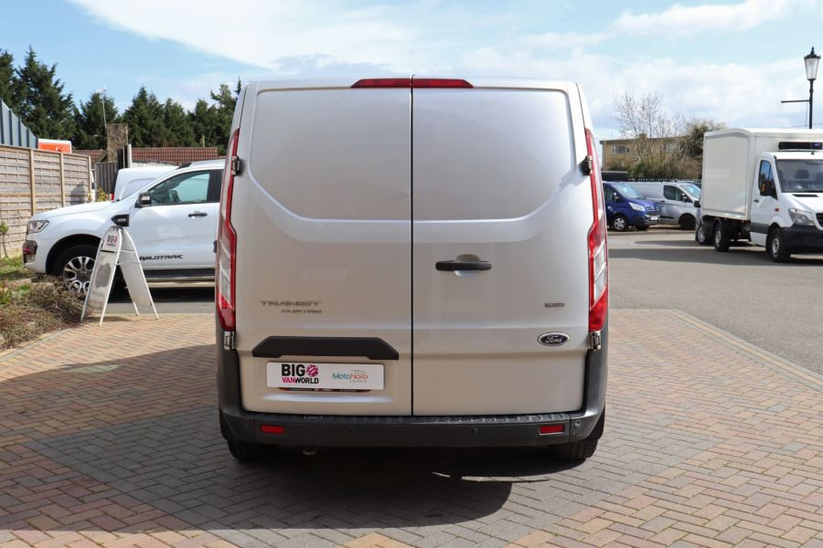 FORD TRANSIT CUSTOM 270 TDCI 125 L1H1 TREND SWB LOW ROOF - 10621 - 7