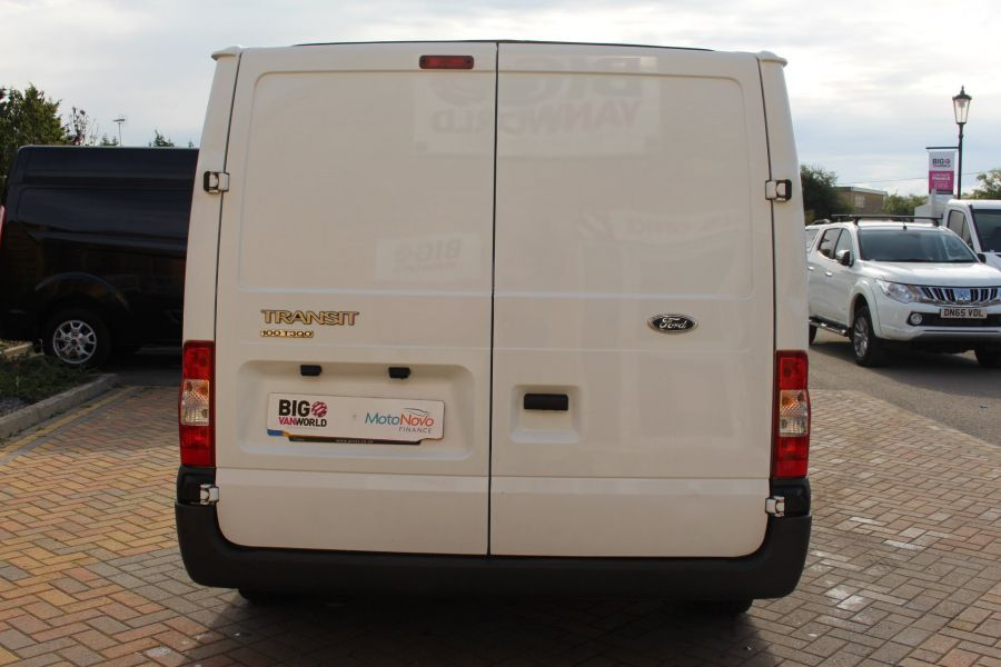 FORD TRANSIT 300 TDCI 100 SWB LOW ROOF FWD - 6546 - 6