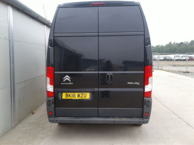 CITROEN RELAY 35 HDI 130 L3H3 ENTERPRISE LWB HIGH ROOF - 9654 - 3