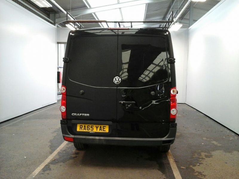 VOLKSWAGEN CRAFTER CR35 TDI 136 MWB STANDARD LOW ROOF - 9093 - 3
