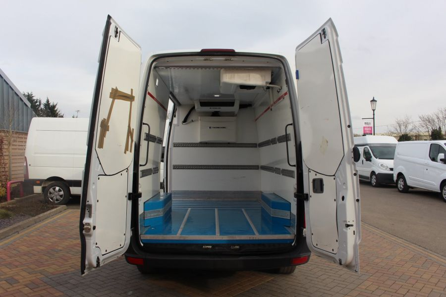 MERCEDES SPRINTER 313 CDI MWB HIGH ROOF FRIDGE / FREEZER VAN WITH OVERNIGHT - 7254 - 21