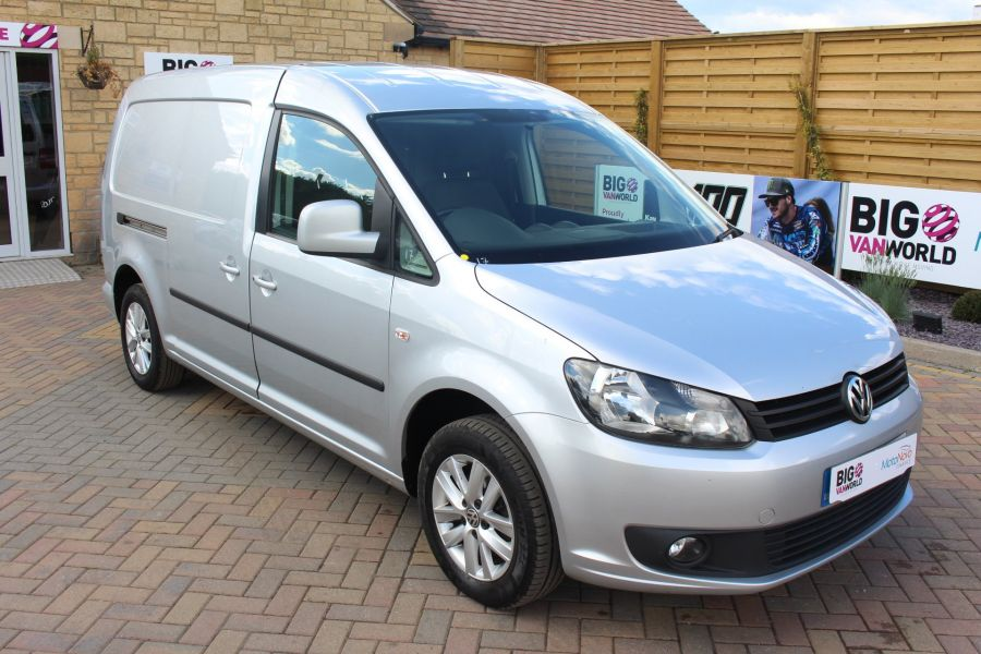 VOLKSWAGEN CADDY MAXI C20 TDI 102 HIGHLINE - 6136 - 3