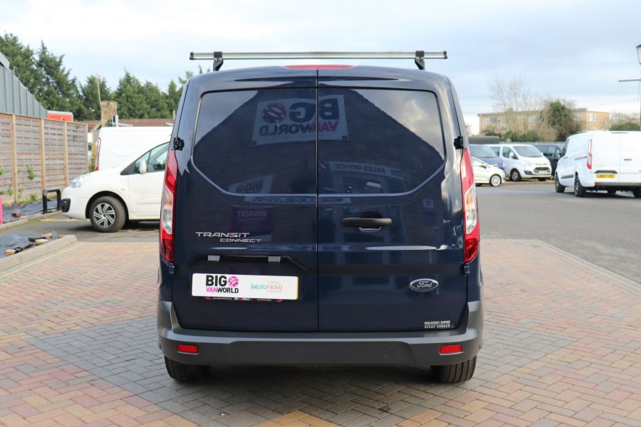FORD TRANSIT CONNECT 210 TDCI 100 L2H1 TREND LWB LOW ROOF - 11620 - 9
