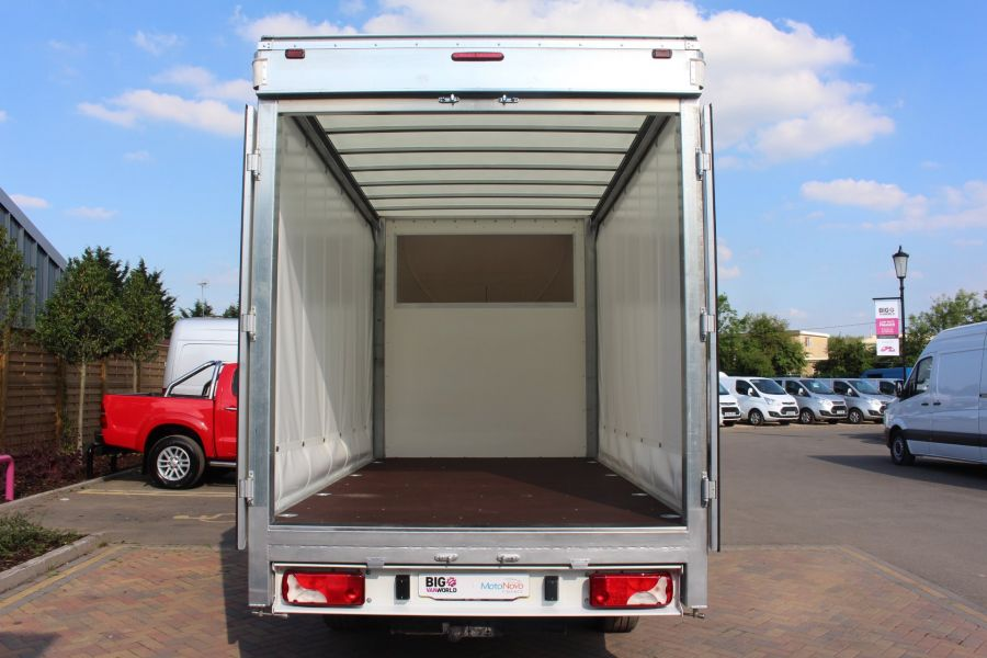 MERCEDES SPRINTER 313 CDI NEW BUILD CURTAIN SIDED BOX - 6298 - 15