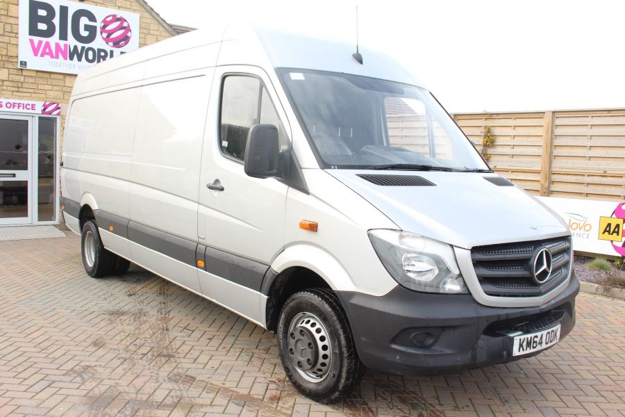 MERCEDES SPRINTER 513 CDI 129 LWB HIGH ROOF DRW - 8898 - 1