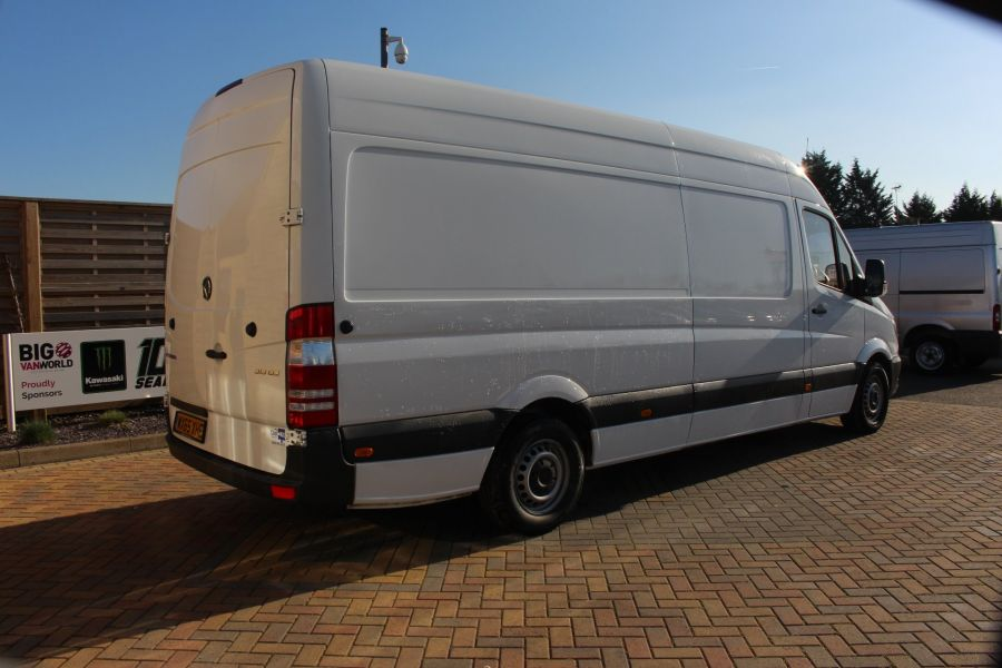 MERCEDES SPRINTER 313 CDI 129 LWB FRIDGE VAN HIGH ROOF - 9146 - 5