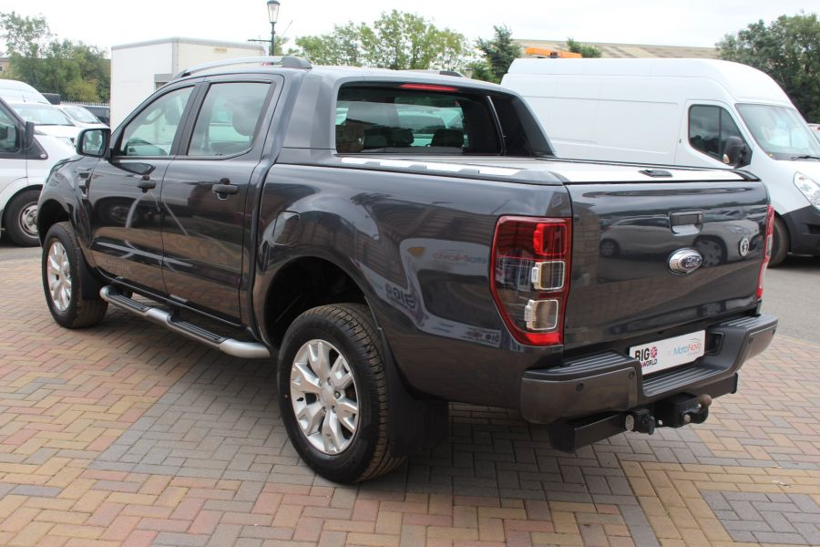FORD RANGER WILDTRAK 4X4 TDCI 197 BHP DOUBLE CAB WITH MOUNTAIN TOP - 6601 - 7
