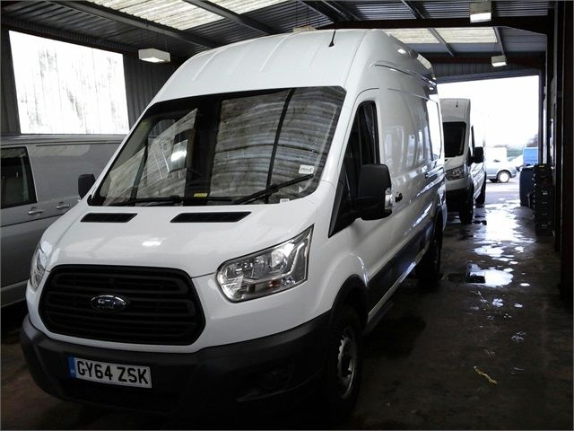 FORD TRANSIT 350 TDCI 125 L3 H3 LWB HIGH ROOF RWD - 7539 - 4