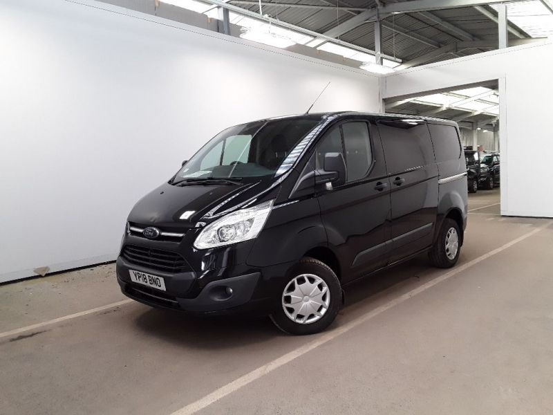 FORD TRANSIT CUSTOM 290 TDCI130 L1H1 TREND SWB LOW ROOF FWD - 12640 - 1